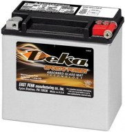 Deka AGM Powersport Accu 17,5Ah CTX20L-BS
